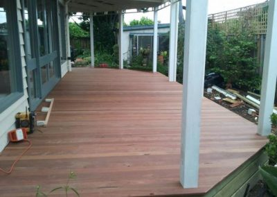 Melbourne Deck Construction (2)