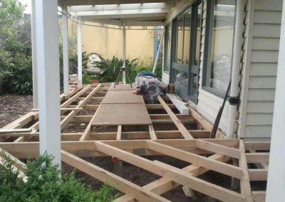 Melbourne Deck Construction (5)