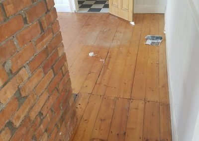 Melbourne Restumping Northcote through floor (13)