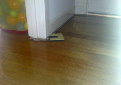 Melbourne floor leveling and restumping