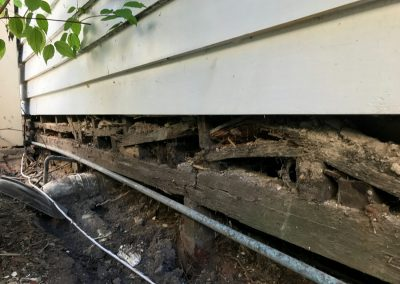 Restumping Melbourne and floor levelling Melbourne Northcote
