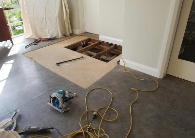 re-levelling floor in Melboiurne level correction